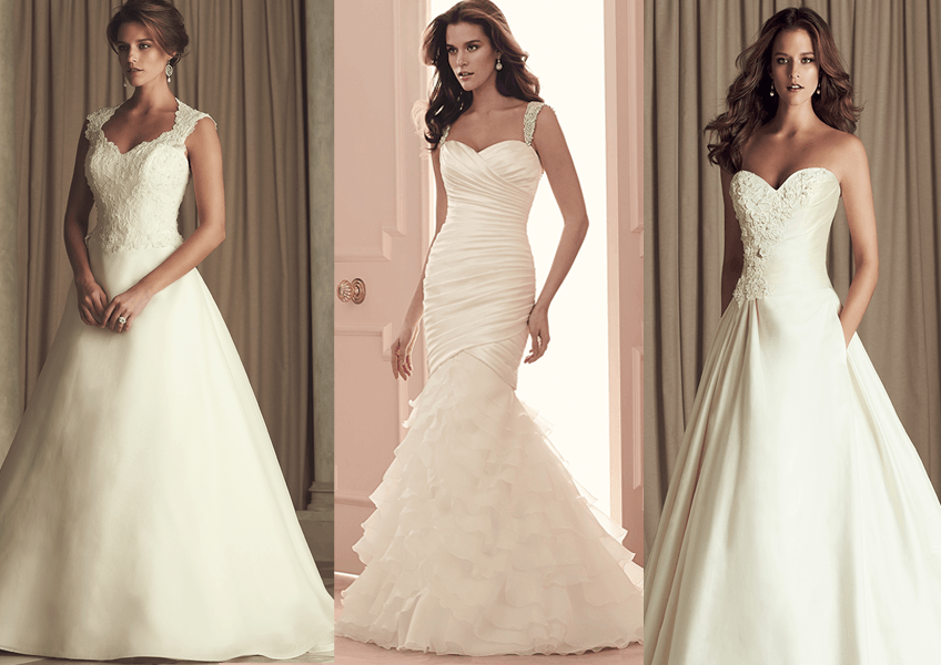 Best wedding dress shape for broad shoulders wedding for Best wedding dress for wide shoulders