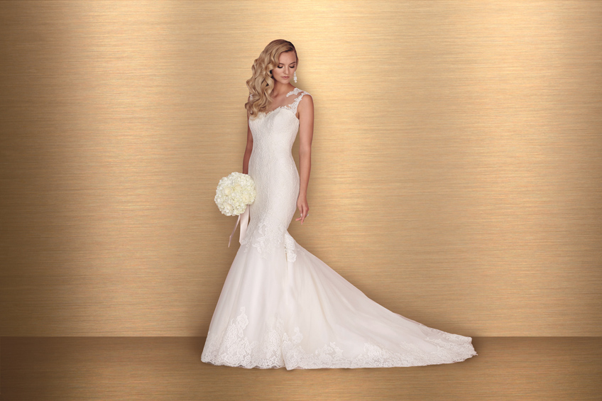 Paloma Blanca Style 4672 Bliss Bridal Boutique Event