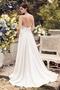 Chic Satin Skirt Wedding Dress - Style #4739   Paloma Blanca