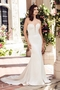 Beaded Satin Wedding Dress - Style #4743   Paloma Blanca